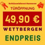 Schlüsseldienst Wettbergen Logo